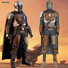 Star Wars Mandalorian Halloween Uniform Cosplay Costume Suit Mask Full Set New $311.88 USD on eBay
