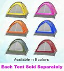2 Person Tent Carry Bag Vented Roof Durable Lightweight 6 Choices Camping Hiking