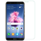 1/3/5Pcs Tempered Glass Screen Protector For Huawei P Smart P9 P20 P30 P40 Lite