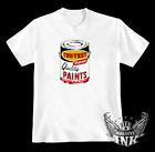 TRU-TEST PAINTS vintage paint can COOL mid-century look NEW Tshirt! S-6XL SIZES!