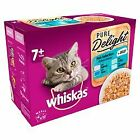 Whiskas Senior 7+ Pure Delight Cat Food | Cats