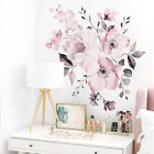 Colorful Flower Wall Sticker Home Art Removable Living Room Decal Decor Eager
