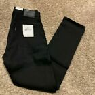 LEVI'S MADE & CRAFTED Japanese Selvedge Jeans Black Tack Slim Men's Sizes RT$218