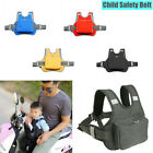 Bicycle Bike Motorcycle Child Kid Safety Seat Strap Resistant Baby Harness Belt