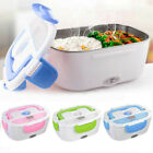 Electric Lunch Box Food Warmer Heater Container Travel Heating Storage 12v