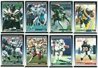 1990 Score Supplemental FB Rookie/Traded Single Cards from Factory Set RC #64-95 $1.0 USD on eBay