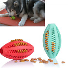 Dog Natural Rubber Teething Stick Pet Leak Food Chewing Ball Toys Grinding Teeth