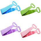 Bath Scrubber Silicone Shower Massaging Towel Body Cleaning for Bathroom