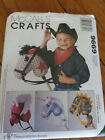UNCUT Craft Sewing Patterns McCall's Simplicity Butterick Vogue