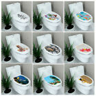 Diy Bathroom Home Toilet Seats Wall Stickers Decoration Mural Tpss Decal D6g9