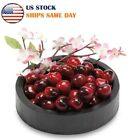 NEW Artificial Cherry Faux Fruit Fake Food House Kitchen Party Wedding Decor US