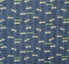 """NFL Seattle Seahawks Mini Cotton Fabric by the 1/4,1/2,Yard, 58""""W for Face Mask $12.95 USD on eBay"""