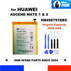 NEW BATTERY OEM GENUINE CAPACITY HB496791EBC HUAWEI MATE & MATE 2 4050mAh TOOLS