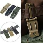 1pc 30mm Backpack Strap Webbing Connecting Buckle 3colors G9k5
