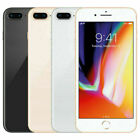 Apple iPhone 8 Plus A1864 64GB 256GB Fully Unlocked CDMA + GSM 4G LTE Smartphone