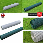 Welded Wire Mesh Galvanised Aviary Rabbit Hutch Chicken Run Coop Pet Wire Fence