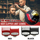 Attachment 1.5/4.5mm Barber Trimmer Guide Guards Hair Clipper Limit Comb