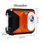 21MP 1080P FHD Digital Camera 2.8''LCD Display Zoom Video Recorder Underwater