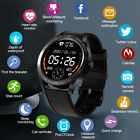 Waterproof Smart Watch GPS Heart Rate Blood Pressure Monitor for iOS Android New
