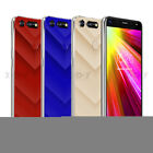 New 3g Android 8.1 Mobile Phone Unlocked Smartphone 2 Sim 4 Core Gps 5+5mp 4gb