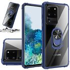 For Samsung Galaxy Note 20 10 9 8 S20 Ultra S20 S10 S8 S9 Plus kickstand Case
