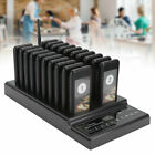 Wireless Restaurant Waiter Service Calling System 999-Channel 20 Keyboard Pagers