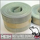 RatMesh Galvanised Steel Soffit Rodent Airbrick (8 LPI x 0.7mm Wire) ECONOMY
