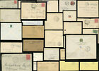 CANADA 1885-1968 OFFICIAL GOVERNMENT MAIL Free Paid etc ..EACH PRICED