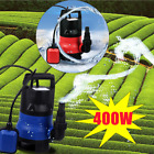 New 400W 1/2 HP Dirty Water Clean Submersible Water Pump  Pool Pond Sump Pump