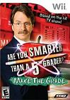 .Wii.' | '.Are You Smarter Than A 5th GraderMake The Grade.
