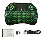 Mini 2.4G Wireless Keyboard Remote for Raspberry LG Smart TV Box Android TV LOT