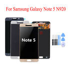 For Samsung Galaxy Note 5 N920 LCD Touch Digitizer Screen Replacement  Tools