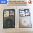 """""""Packaging Box Only""""For Ipod Classic 7th Gen 120/160/512/256GB/1TB Black Sliver"""