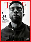 THE TIME Cover Poster REPRINT Black Panther DECAL Chadwick Boseman NO MAGAZINE