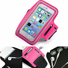 Gym Running Sports Workout Armband Phone Case Cover For Energizer Ultimate U570S
