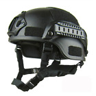 Tactical Helmet - Lightweight - 4 Color Choices
