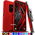 For Samsung Galaxy S9 | S9+ Plus Shockproof Protective Hard Case Belt Clip