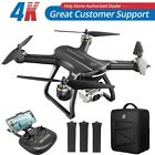 Holy Stone HS700D FPV Drone with 4K FHD Camera 5G Wifi RC Quadcopter Brushless