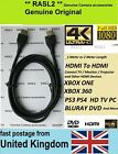 HDMI Cable TV / Monitor / Projector To PS4 ,Xbox One 360,...