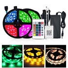 5/10m Smart Color Changing LED Lights Strips Sync to Music Bedroom Party Eager