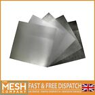 MILD STEEL SHEET METAL PLATE 0.5mm - 3MM  500mm & 1000mm LENGTHS UK SUPPLY