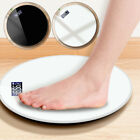 Household Round Shape Rechargeable Battery Electronic Weight Scale Body Eager