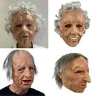Kyпить Latex Old Man Mask Disguise Cosplay Costume Halloween Party Realistic Masks на еВаy.соm
