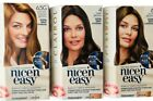 Clairol Nice N Easy Permanent Hair Color 6.5 G Lightest- 6LIGHT- 4DARK