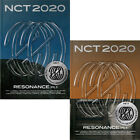 NCT 2020 RESONANCE Pt. 1 1st Album CD+Photo Book+Lyrics+2 Card+Fold Poster+GIFT