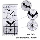 Halloween Party Horror Props Lace Spiderweb Table Cloth Cover Window Door Decors