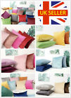 "Luxury Pillow Cushion Cover Crushed Velvet Plain Home Decor 45*45cm18"" Uk Seller"