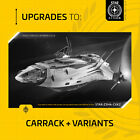 Star Citizen - UPGRADES to ANVIL CARRACK  VARIATIONS - CCU