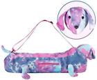 Yoga Gym Mat Sports Carrier Bag Animals 11 To Chose From Carry Tote W/ Pocket