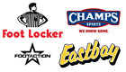 Foot Locker, Champs Sports, Eastbay, Footaction 20% Off Discount Code